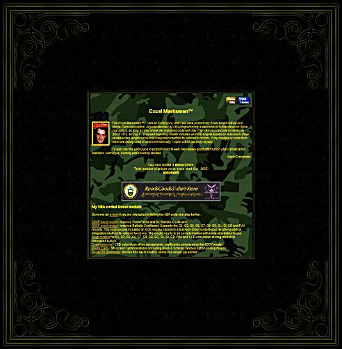 R.I.P. old cronander.net (2005-2010)